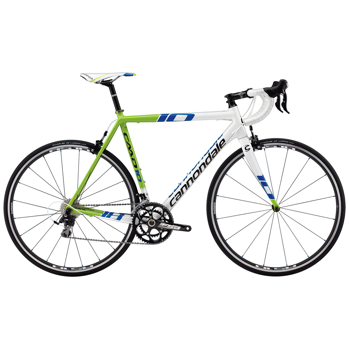 Cannondale CAAD 10 Road Bike – 10 – 15 Days Hire