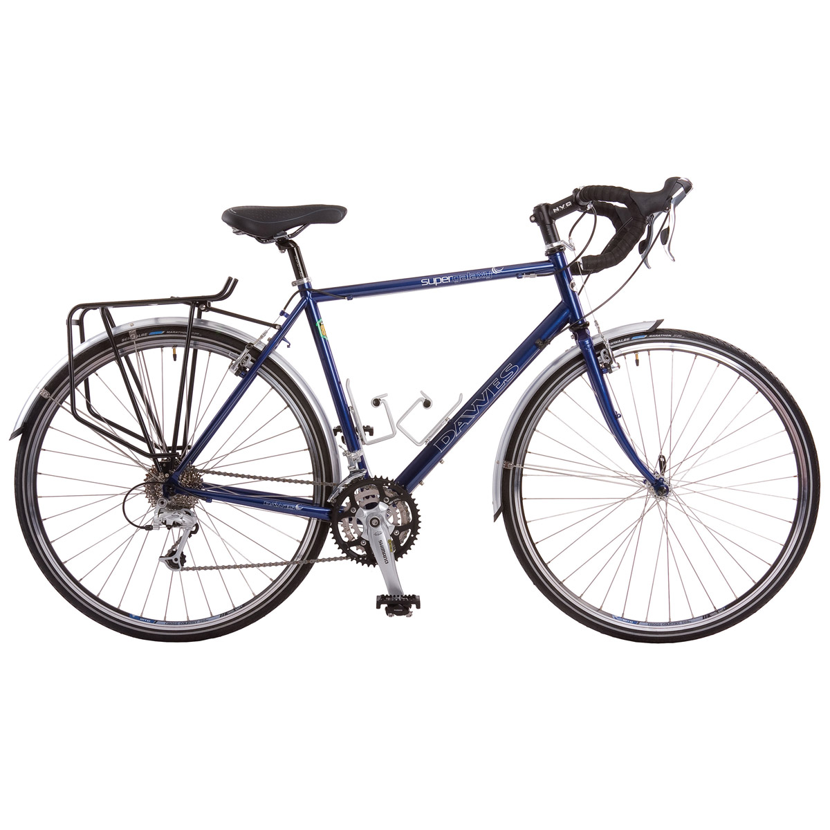 Dawes Galaxy Super Touring Bike – 10 – 15 Days Hire