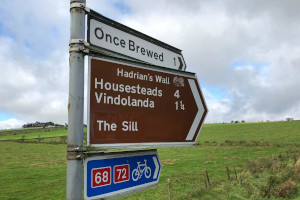 Hadrian's Cycleway (3 day)