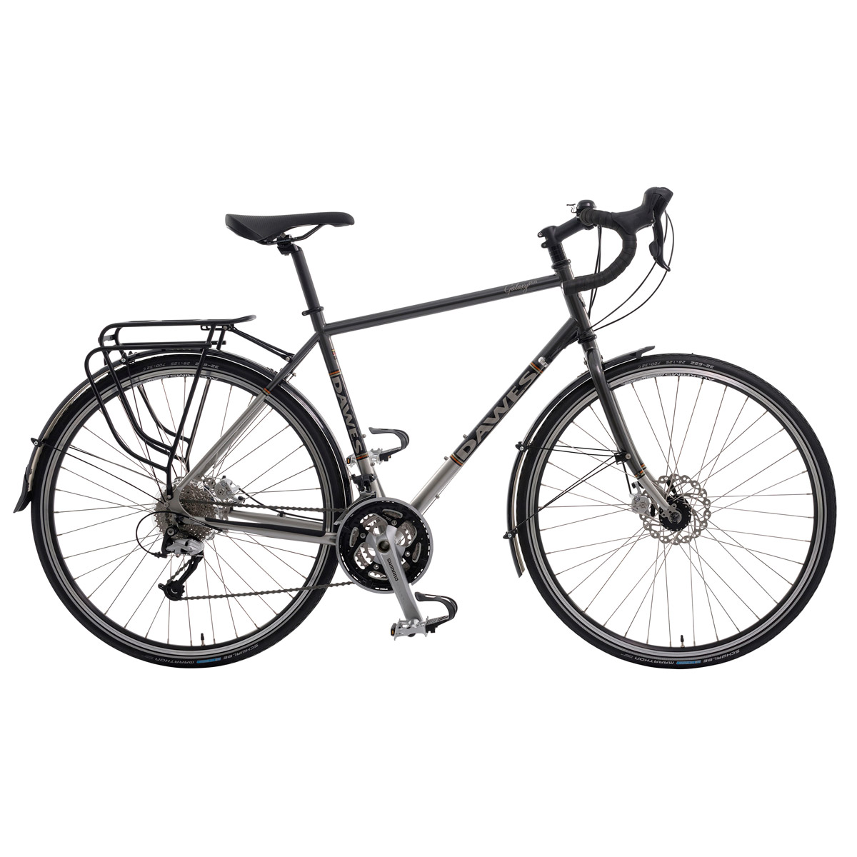 Dawes Galaxy Plus Touring Bike – 2 Days Hire
