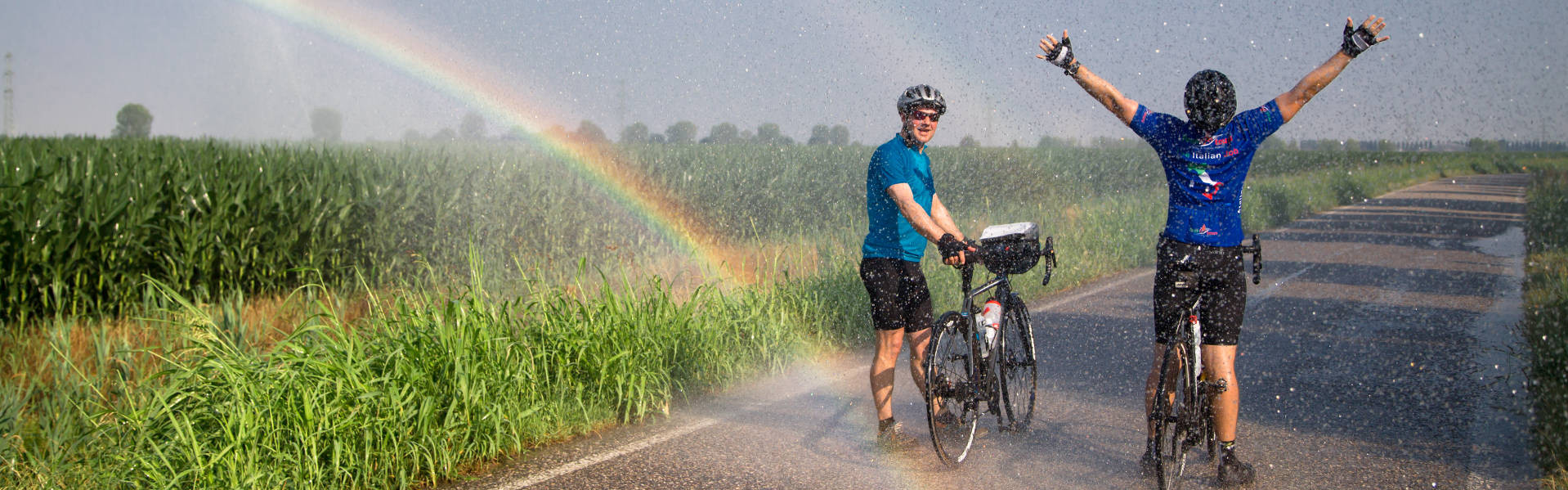 European cycling tours