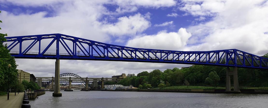 Way into Newcastle
