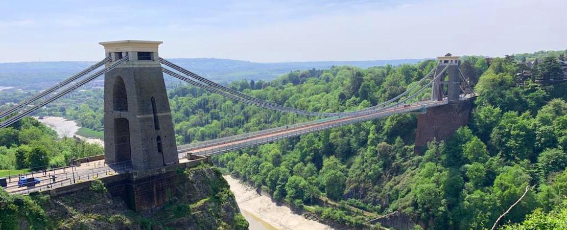 Cilfton Suspension Bridge
