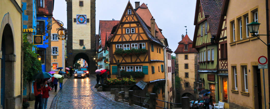 Rothenburg two