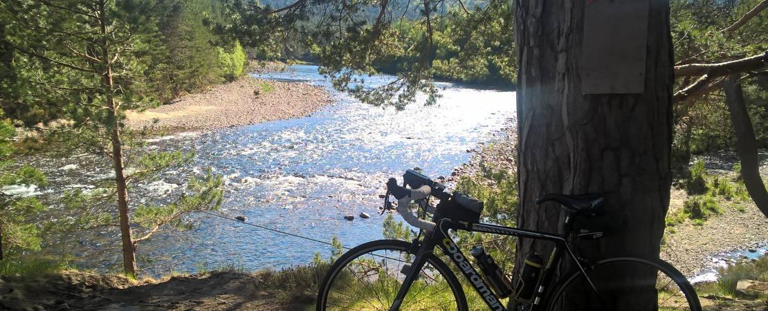 Balmoral River Dee
