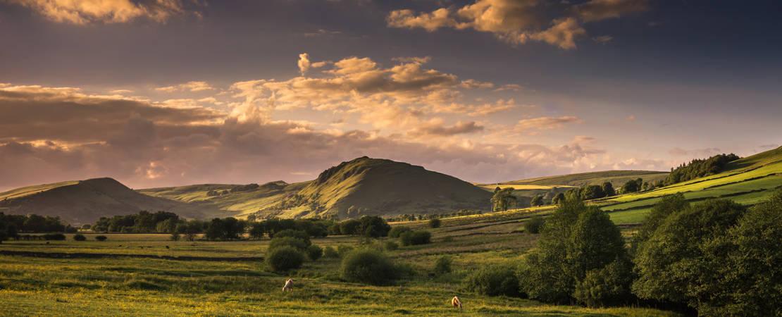 Near Castleton