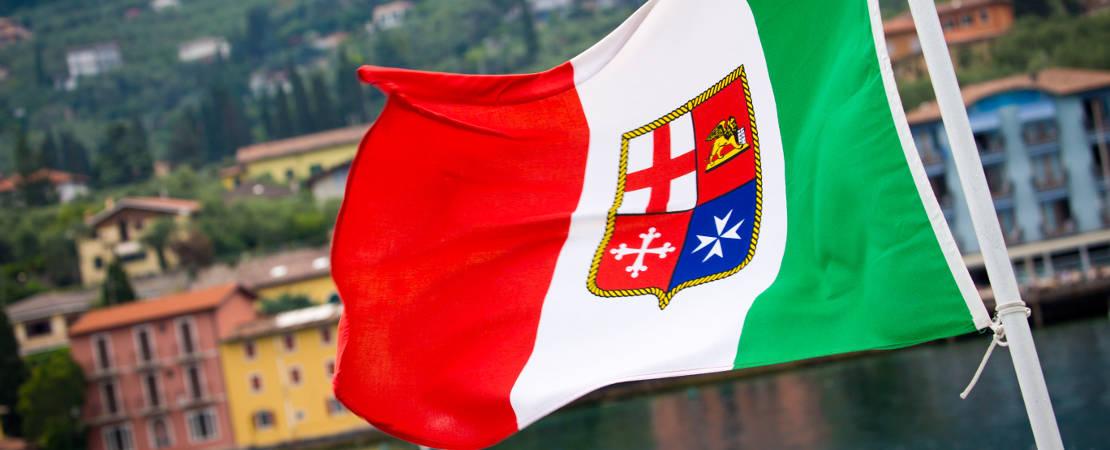 Lake Garda Flag